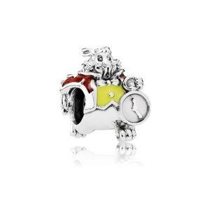 RETIRE Authentic Pandora Disney White Rabbit Charm